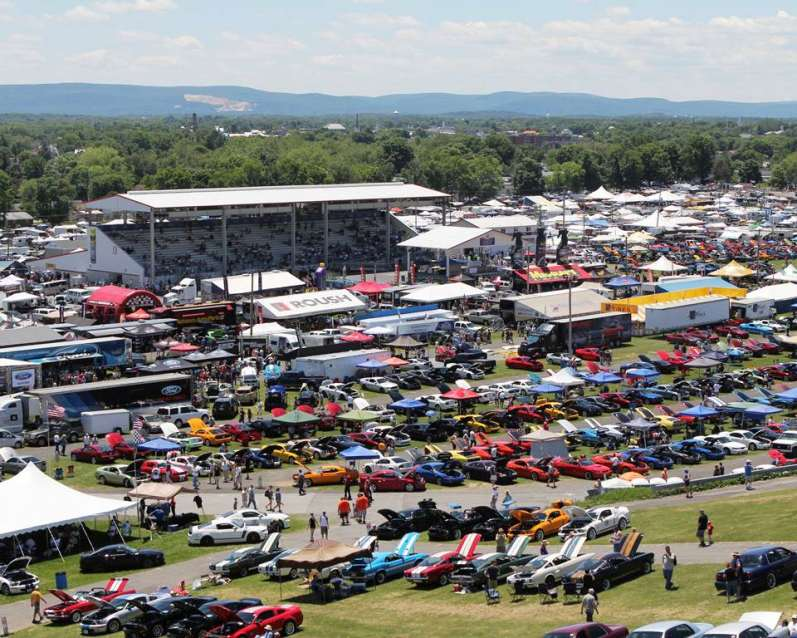 The Ford Family Run Starts June 2 at the Carlisle PA Fairgrounds