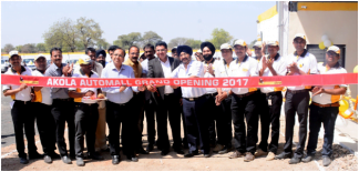 Shriram Automall now in Akola with its 67th facility