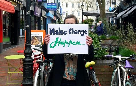 SEEK – Real People Making Change Happen