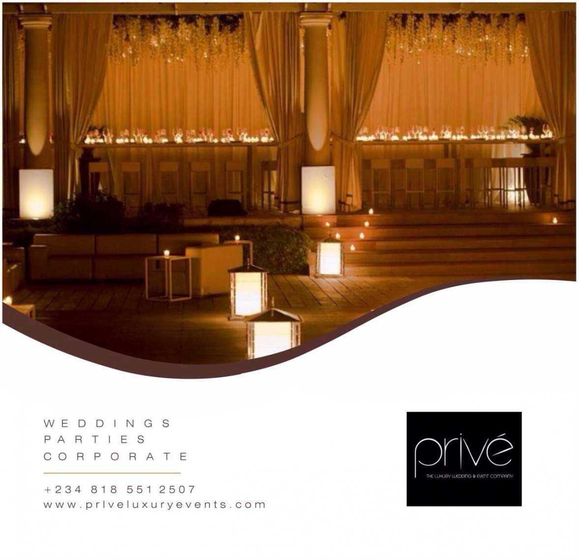 Elohor Aisien Officially Launches Privé Luxury Events
