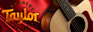 Taylor Guitars Sign On As Silver Sponsor For 2017 NY Guitar Show & Exposition