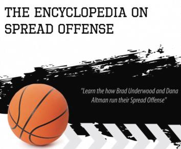 Men's Basketball Hoopscoop Offers Spread Offense Playbook