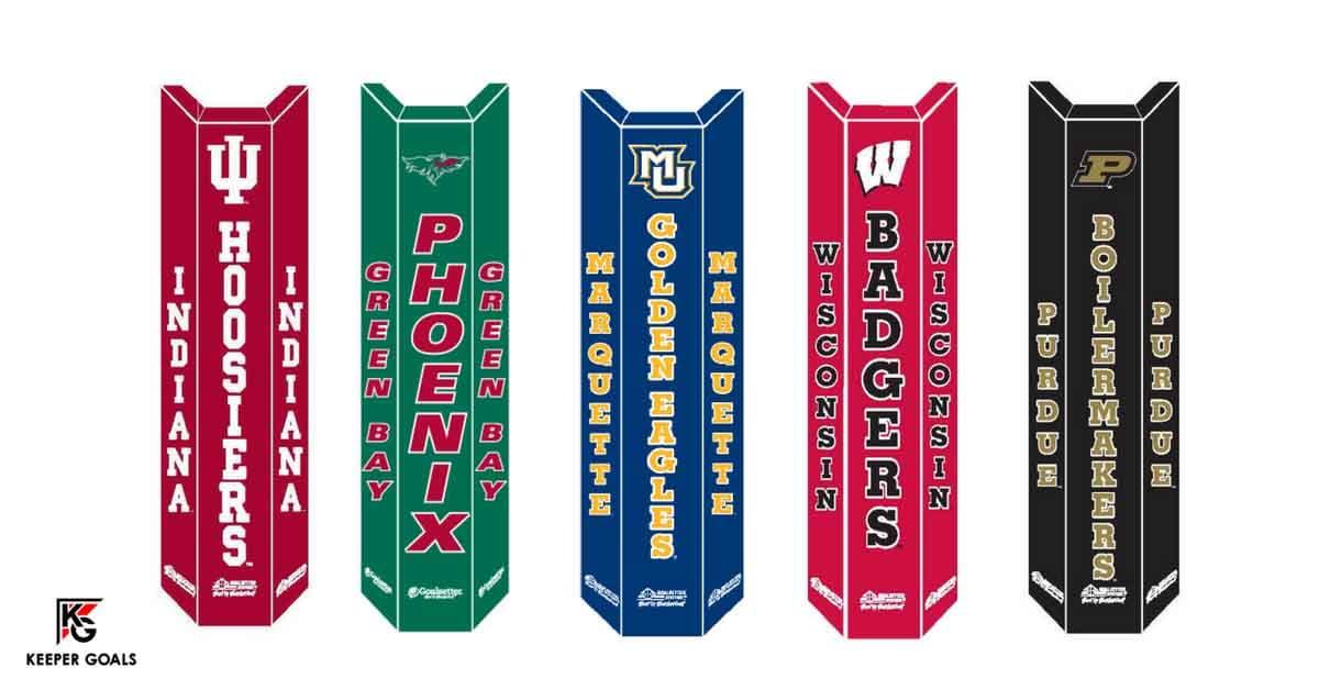 Collegiate Basketball Pole Pad Offer