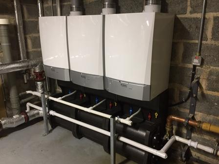 Remeha boilers deliver high-performance heating for top manufacturer of tools to fight cancer