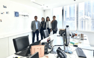 Driving the Startup Ecosystem In Dubai with Appinventiv, a renowned Global App Development Company