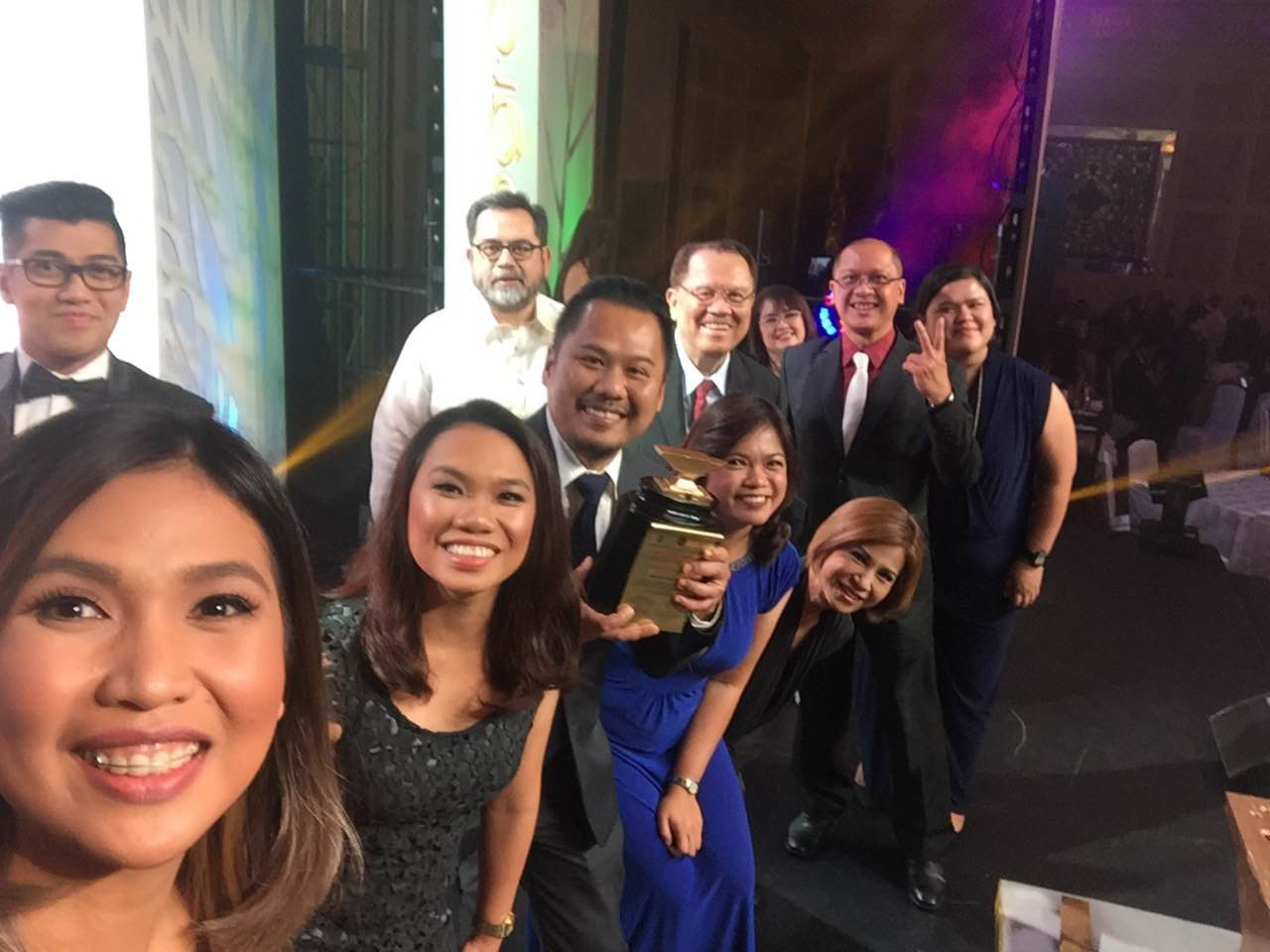 TFC gets second Anvil Award for its overseas voting campaign, wins gold for #Vote4ASelfieWorthyPH