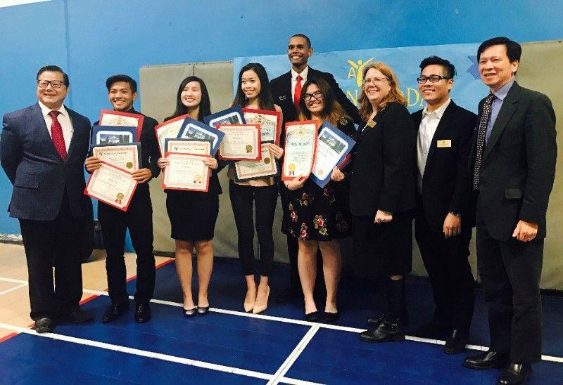 Asian Youth Center Awards Local Youth With Scholarships For College