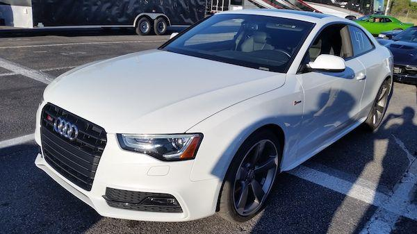 Crown Motorsports Division Builds Record-Breaking Supercharged Audi S5,GIAC Production Software Used
