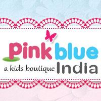 Pink and Blue India