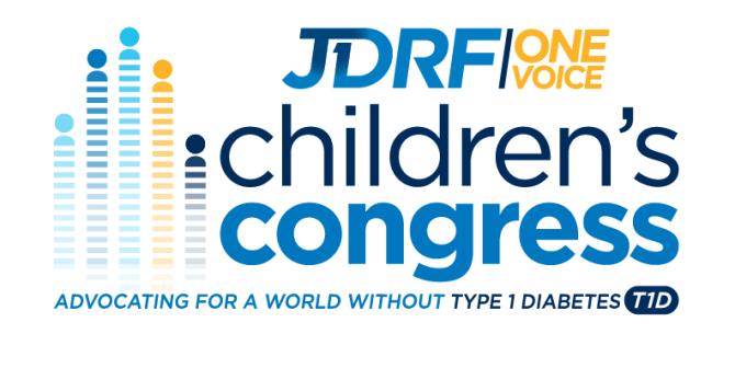 JDRF / Children's Congress