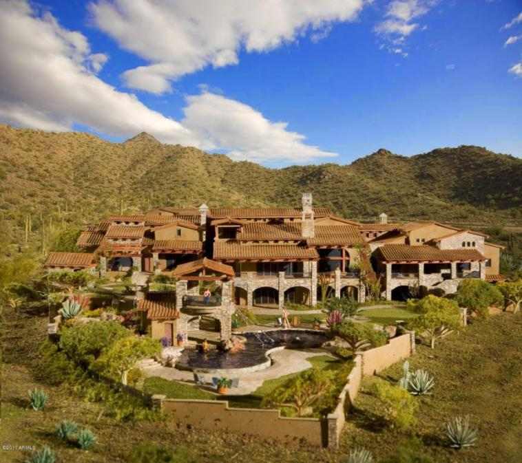Arizona luxury dream home finder eprnews for Dream house finder