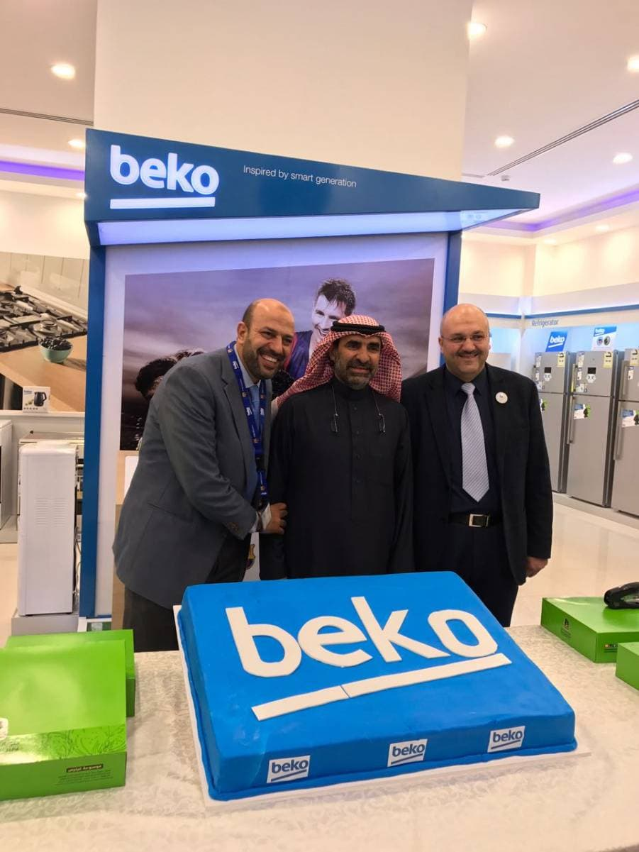 Home Appliances Leader Beko Aims to Grow in Saudi Arabia with Launch of First Showroom