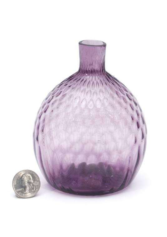 Early tableware and freeblown glass examples both perform well at Norman C. Heckler's Auction #146