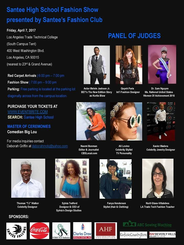 Media Alert – RSVP Required: Students Raise Awareness During National Health Month With Fashion Show