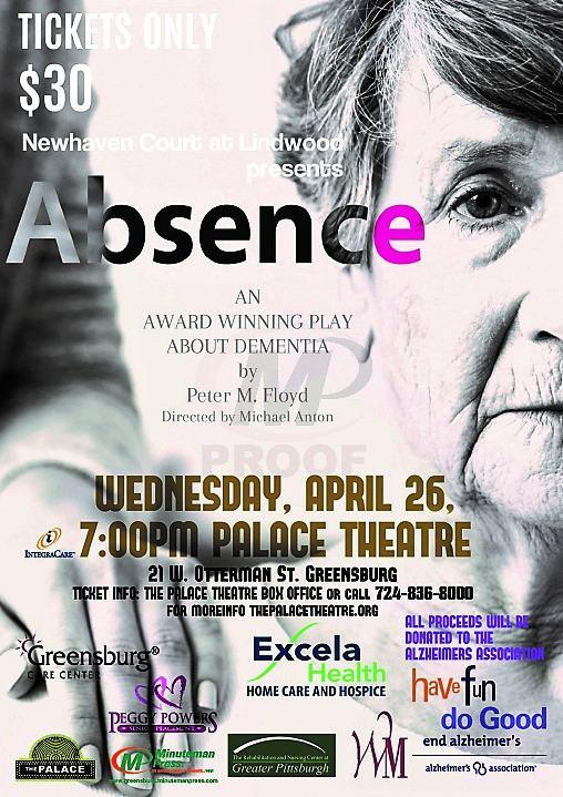 Newhaven Court at Lindwood presents critically acclaimed play about Dementia at Palace Theatre