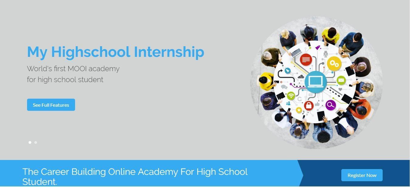 MyHighSchoolInternship creates history by democratizing skill based high school internships