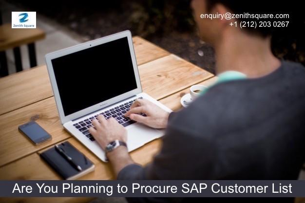 Companies Intending To Purchase SAP Solutions in 2017