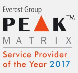 Hexaware Featured in Everest Group's 'IT Service Provider of the Year Awards 2017'