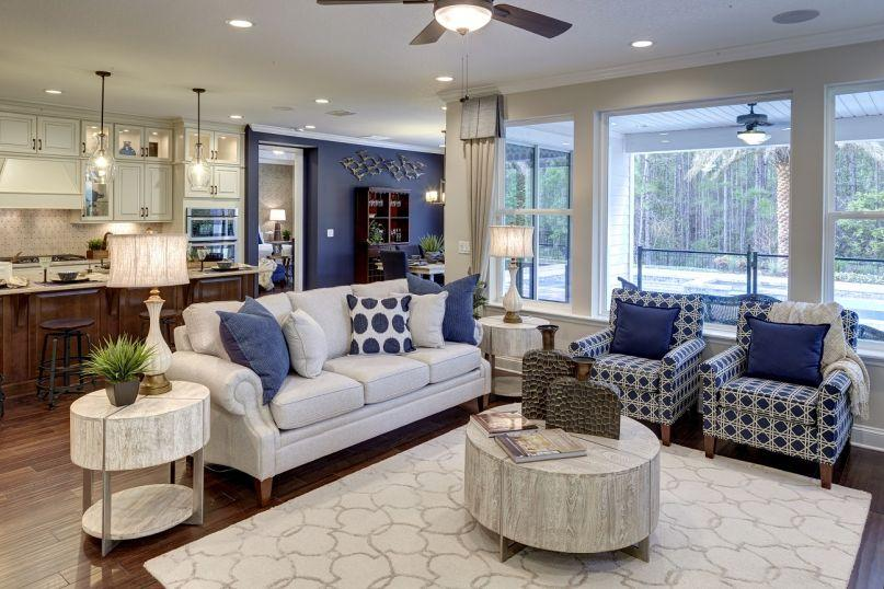 Apr 18, 2017   Mattamy Homes RiverTown Has Entered Three Decorated Model  Homes In The Northeast Florida Parade Of Homes. The Event, Which Showcases  ...