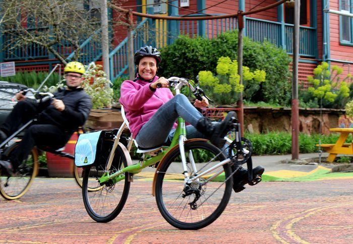 Ergonomic Bike for Pain Free Cycling Raises Over $100,000 in Less Than 48 Hours