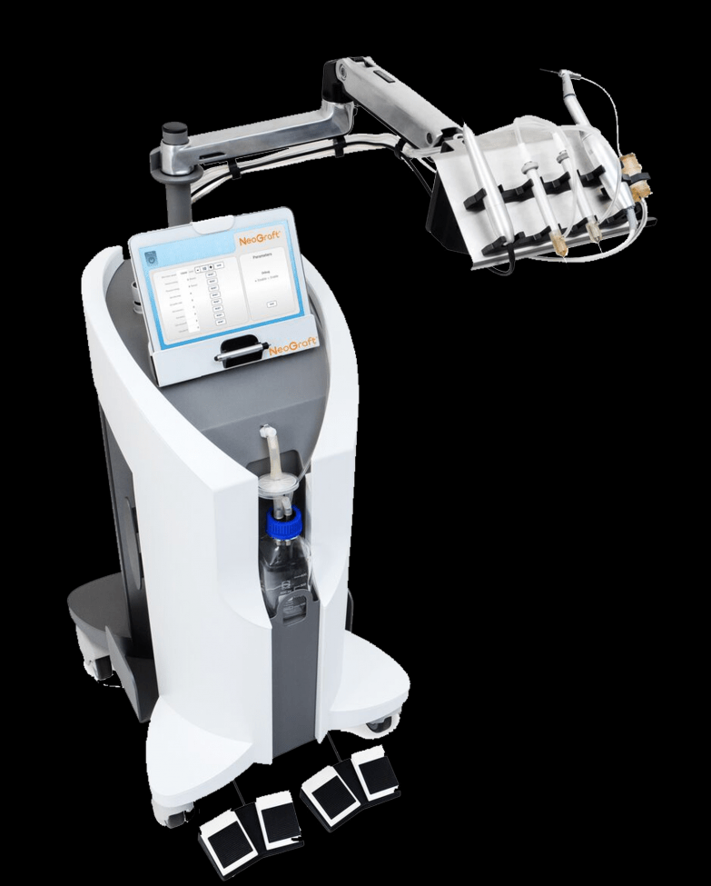 NeoGraft selects Dr. Ronan of Blackhawk Plastic Surgery to launch NeoGraft 2.0