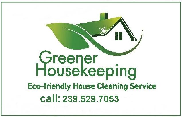 Greener Housekeeping –  Cleaning Service