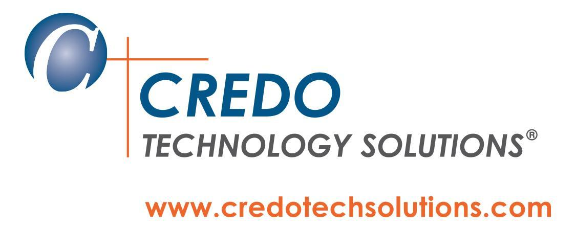 Credo Technology Solutions