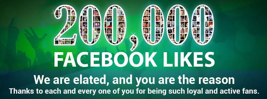 GCC Exchange Conquers Yet Another Milestone: 200,000 Facebook Followers and Counting!