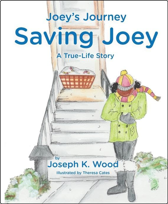 """Kharis Publishing Releases """"Saving Joey,"""" First In its Children's Book Series, Joey's Journey"""