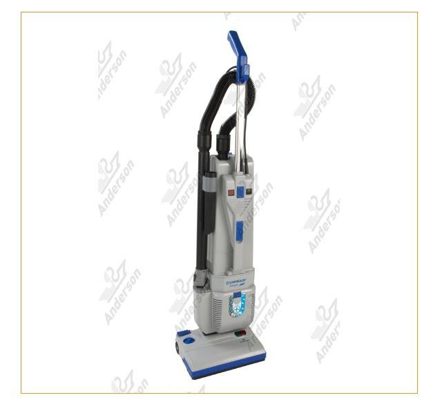 Anderson Trade on the Benefits of the Lindhaus Brand of Commercial Vacuum Cleaners