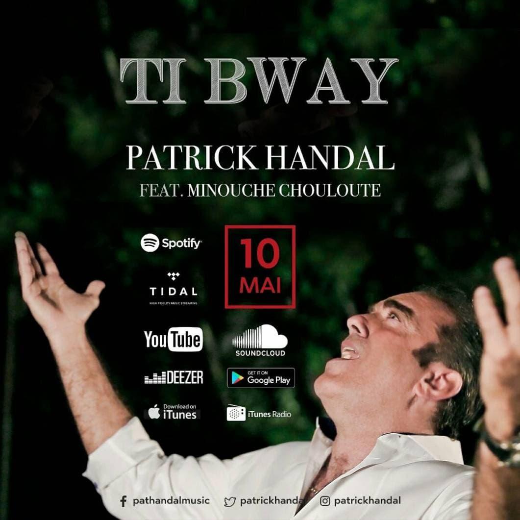 "Haitian Music Pioneer, Patrick Handal Remakes his Classic Hit ""Ti Bway"""