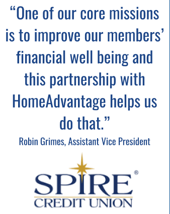 SPIRE Credit Union Makes Real Estate Services a Top Priority and Fills Purchase Mortgage Pipeline
