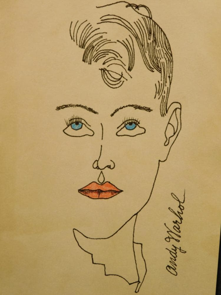 Drawings attributed to Picasso, Warhol, Dr. Seuss, Man Ray, Lichtenstein, etc. will be sold May 24th