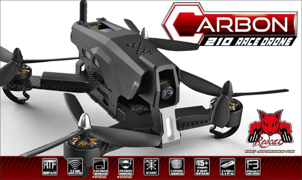 Redcat Racing is entering the competition racing drone arena