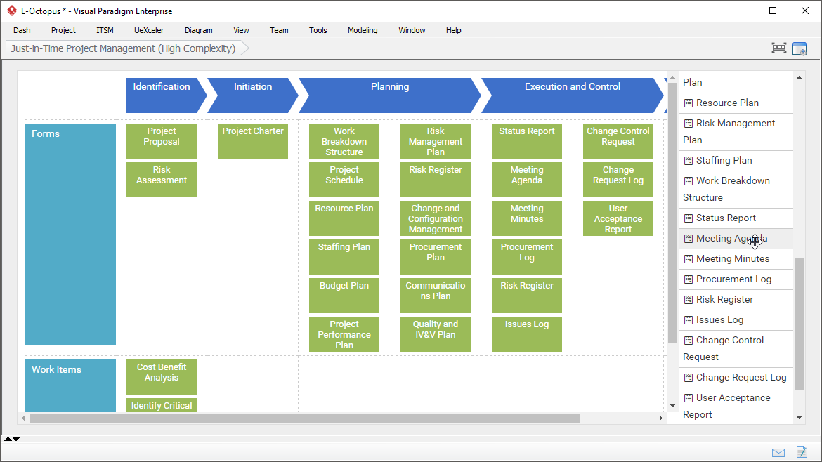 visual paradigm 141 features a huge set of exciting new features for ea analysts project managers and software developers to manage complexity and remain - Visual Paradigma