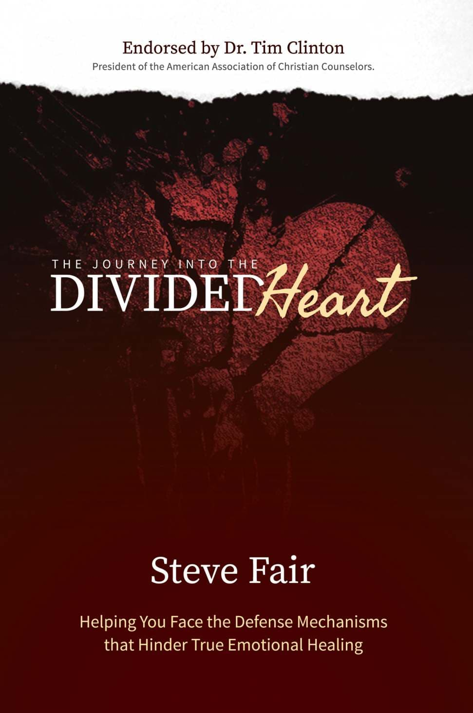 New Book Released: The Journey Into the Divided Heart by Steve Fair