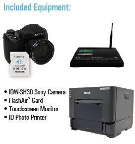 New IDW500 Digital Passport & ID system
