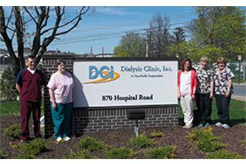 Dialysis Clinic, Inc., celebrates 16 years of service in Indiana, PA