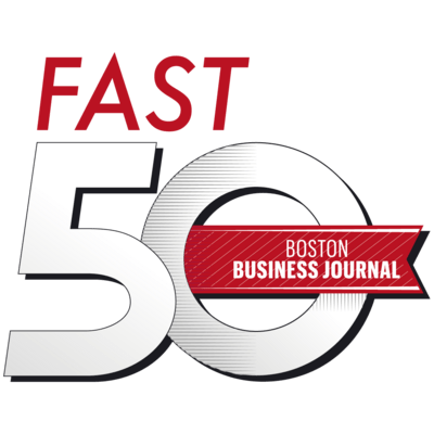 Company Named #6 Fastest Growing Private Company in Massachusetts by Boston Business Journal