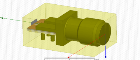 Amphenol RF Offers ANSYS HFSS 3D Component Models Online