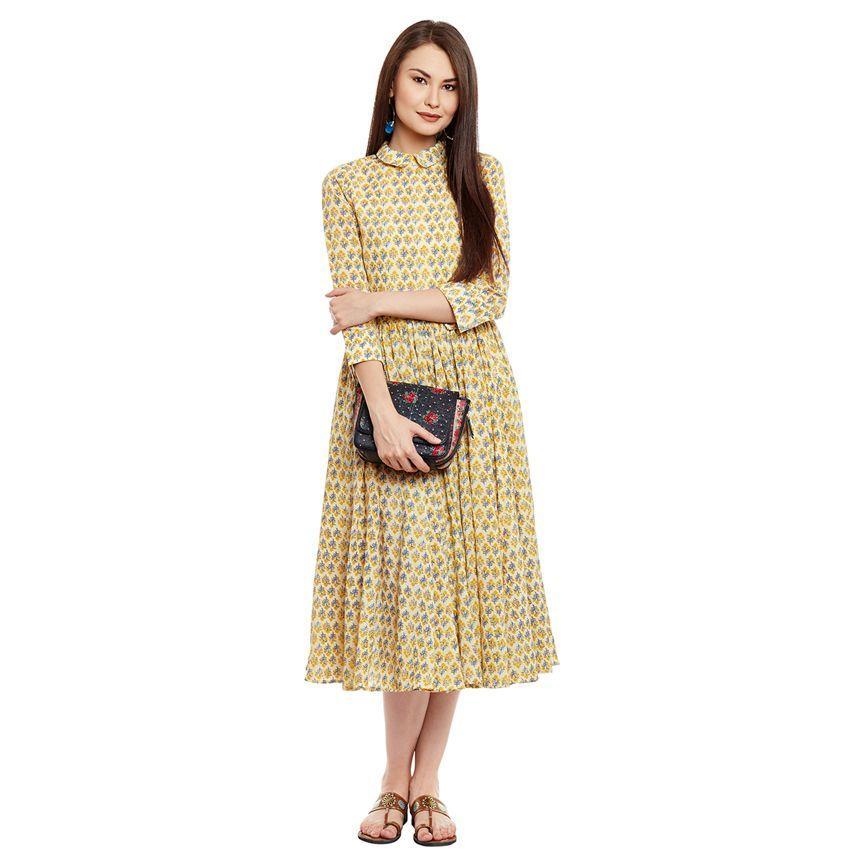 Shirt Dress Revisited by LABEL Ritu Kumar