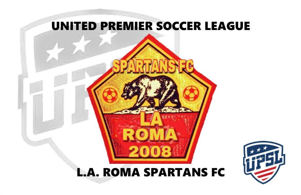 United Premier Soccer League Announces Western Conference Expansion with L.A. Roma Spartans FC