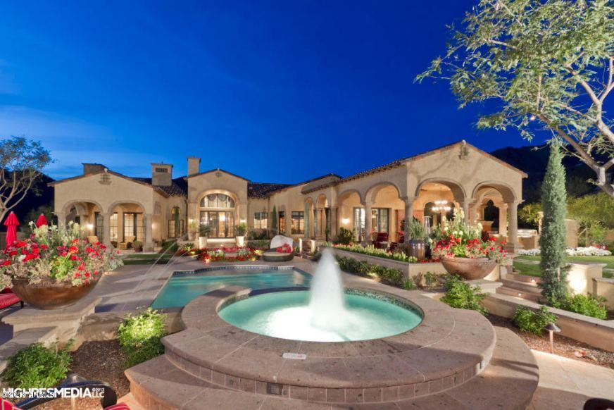 Paradise Valley, Arizona Luxury Mansions In Foreclosure For Sale