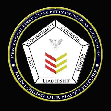 Pentagon Area FCPOA Receives Their US Navy Shirts