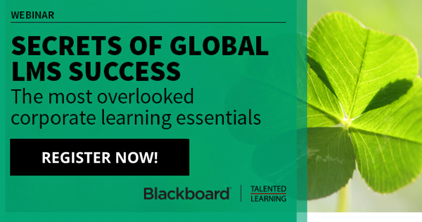 Learning Technology Experts to Expose Secrets of Global LMS Success