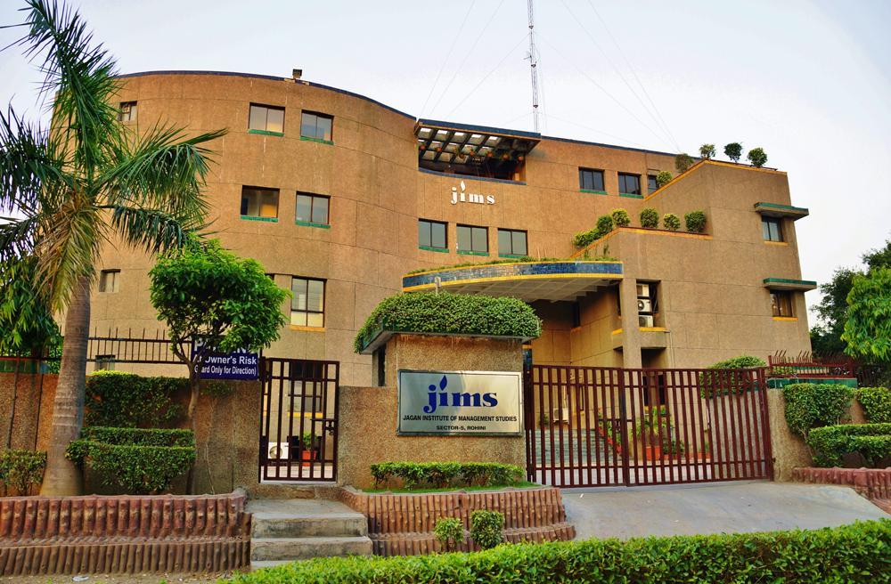 Jagan Institute of Management Studies Rohini – JIMS Rohini Sector 5