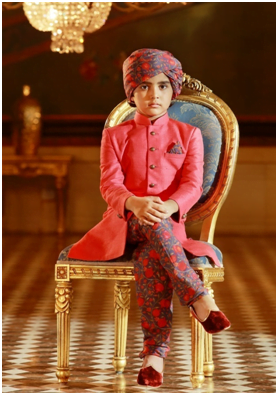 Samyakk launches a solution for Kid's Party Wear