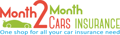 Month To Month Cars Insurance