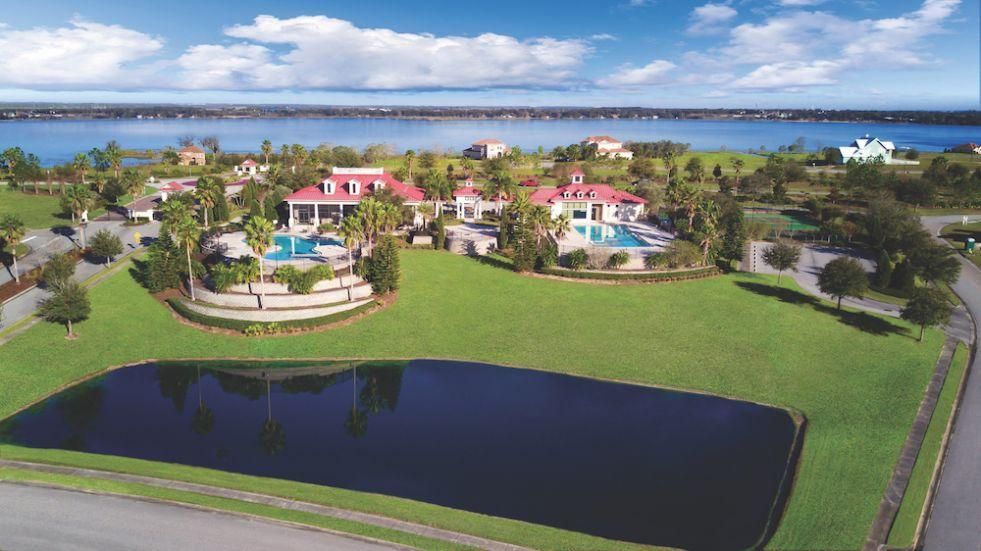 Exclusive Gated Lakefront Community Launches in Auburndale, FL