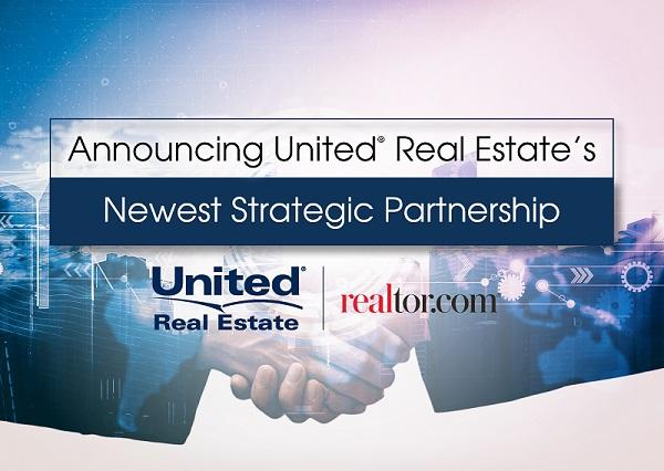 Realtor.com and United® Real Estate Align for Broker and Agent Success